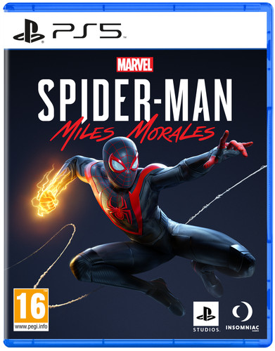 Marvel's Spider-Man - Miles Morales PS5 Main Image