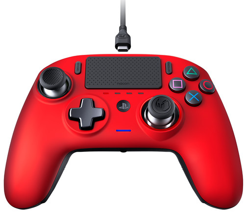 Nacon Revolution Pro 3 Official PS4 Controller Red Main Image