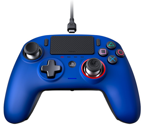 Nacon Revolution Pro 3 Official PS4 Controller Blauw Main Image