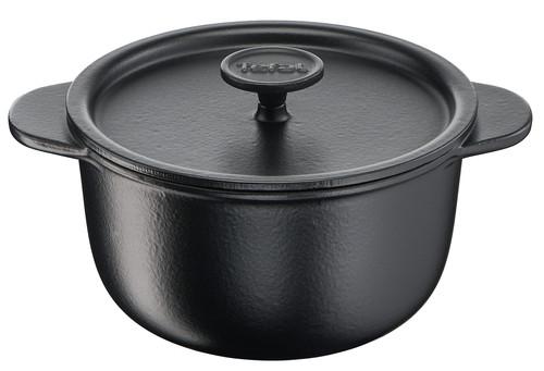 Tefal Tradition Cast Iron Dutch Oven 24cm Main Image