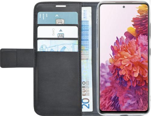 Azuri Wallet Magneet Samsung Galaxy S20 FE Book Case Zwart Main Image