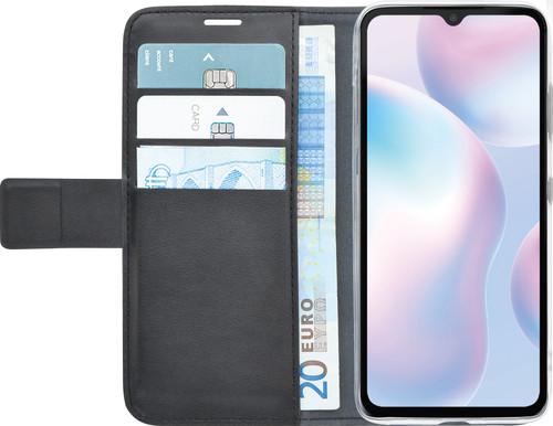 Azuri Wallet Magneet Xiaomi Redmi 9A Book Case Zwart Main Image