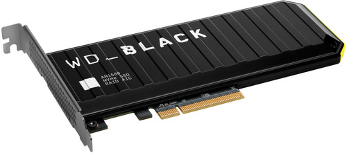 WD Black AN1500 4TB NVMe SSD Add-in-card Main Image