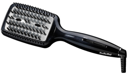 BaByliss Smoothing Heated Brush HSB101E Main Image