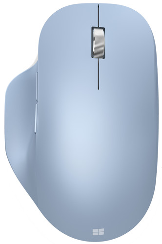 Microsoft Ergonomic Bluetooth Mouse Blue Main Image