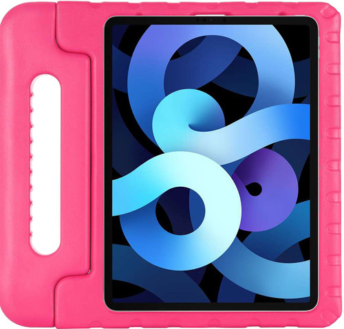 Just in Case Kids Case Apple iPad Air (2020) Cover Roze Main Image