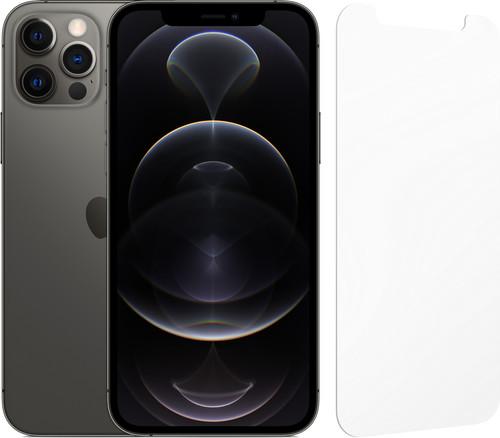Apple iPhone 12 Pro 128GB Grafiet + InvisibleShield Glass Elite Screenprotector Main Image
