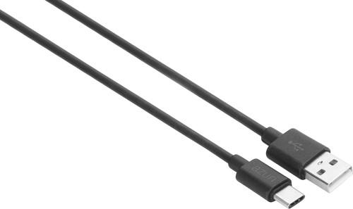 Azuri Usb A naar Usb C Kabel Zwart 1m Main Image
