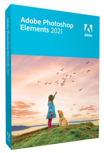 Adobe Photoshop Elements 2021 (Engels, Windows + Mac) Main Image