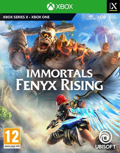 Immortals: Fenyx Rising Xbox One & Xbox Series X Main Image