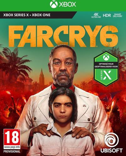 Far Cry 6 Xbox One & Xbox Series X Main Image