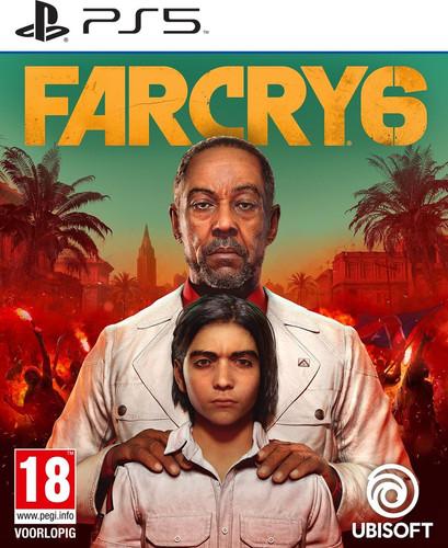 Far Cry 6 PS5 Main Image