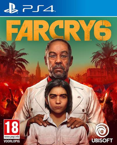 Far Cry 6 PS4 & PS5 Main Image
