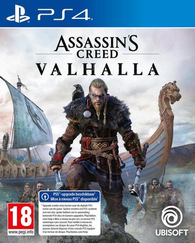Assassin's Creed: Valhalla PS4 & PS5 Main Image