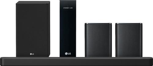 LG DNS8YG + LG SPK8 Main Image