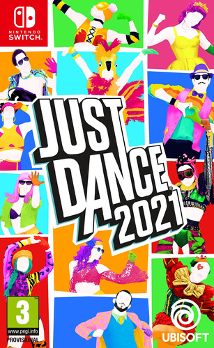 Just Dance 2021 Nintendo Switch Main Image