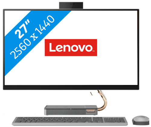 Lenovo IdeaCentre 5 27IMB05 F0FA006SNY All-in-One Main Image