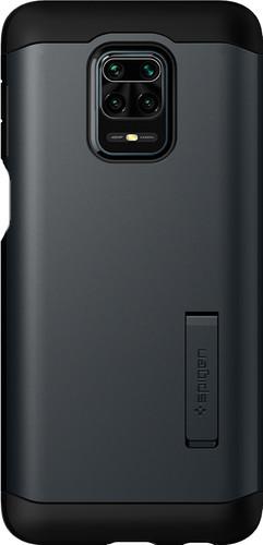 Spigen Tough Armor Xiaomi Redmi Note 9 Pro / 9 Pro Max / 9S Back Cover Zwart Main Image