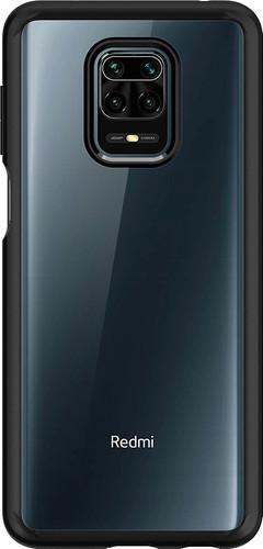 Spigen Ultra Hybrid Xiaomi Redmi Note 9 Pro / 9 Pro Max / 9S Back Cover Transparant Main Image