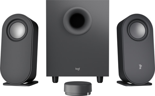 Logitech Z407 Bluetooth Pc Speaker Zwart Main Image