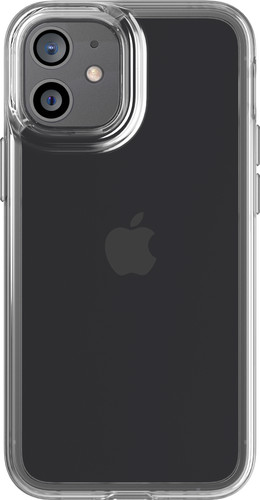 Tech21 Evo Clear Apple iPhone 12 mini Back Cover Transparant Main Image
