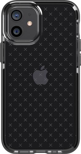 Tech21 Evo Check Apple iPhone 12 Mini Back Cover Black Main Image