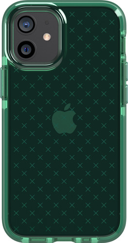 Tech21 Evo Check Apple iPhone 12 mini Back Cover Groen Main Image