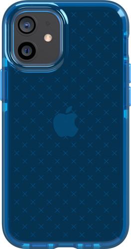 Tech21 Evo Check Apple iPhone 12 mini Back Cover Blauw Main Image