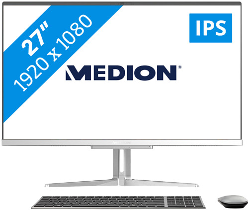 Medion Akoya E27401-i5-256-1F16 All-in one Main Image