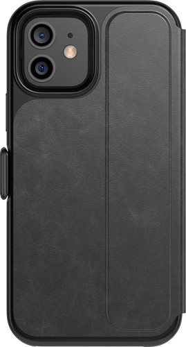 Tech21 Evo Wallet Apple iPhone 12 / 12 Pro Book Case Zwart Main Image