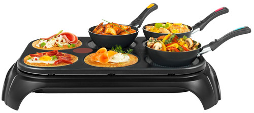 Tefal Wok Party Duo PY5828 Main Image