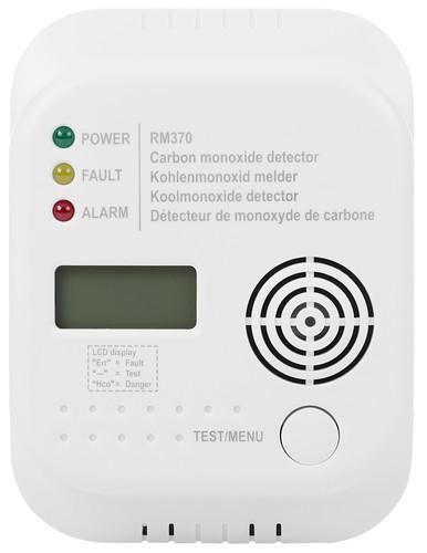 Smartwares RM370 Carbon Monixide Detector Main Image