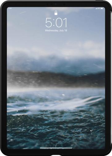 Nomad Rugged Apple iPad Pro 11 inch (2020) / (2018) Back Cover Zwart Leer Main Image