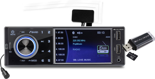 Caliber RMD402DAB-BT Main Image