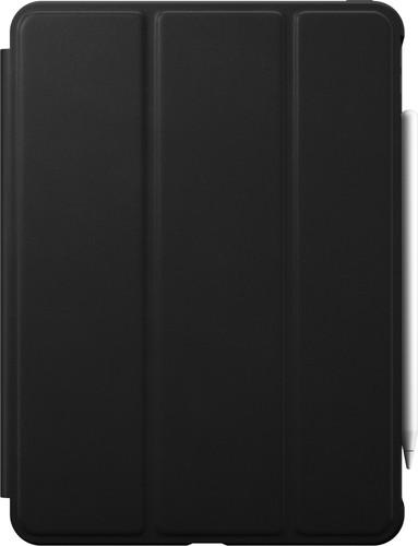 Nomad Rugged Apple iPad Pro 11 inch Book Case Zwart Leer Main Image