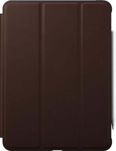 Nomad Rugged Apple iPad Pro 11 inch Book Case Bruin Leer Main Image