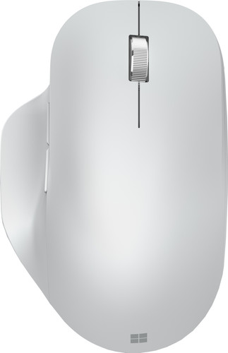 Microsoft Ergonomic Bluetooth Mouse Gray Main Image