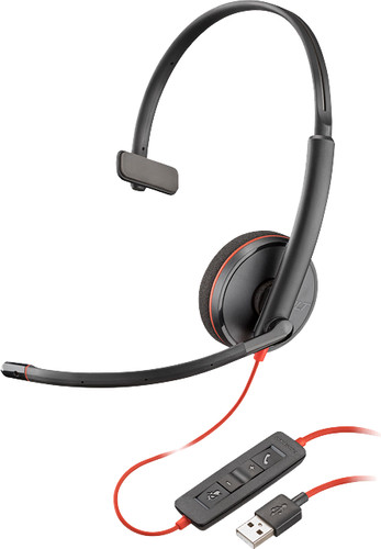 Poly Backwire C3210 USB-A Office Headset Main Image