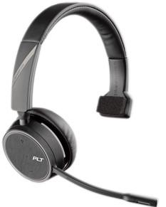 Poly Voyager 4210 USB-A UC Office Headset Main Image