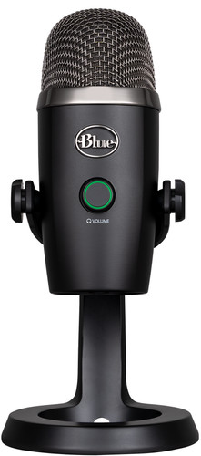 Blue Yeti Nano Zwart Main Image