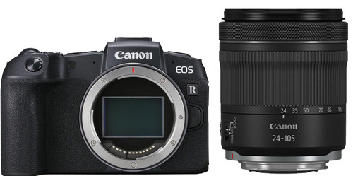 Canon EOS RP + RF 24-105mm f/4-7.1 IS STM Main Image