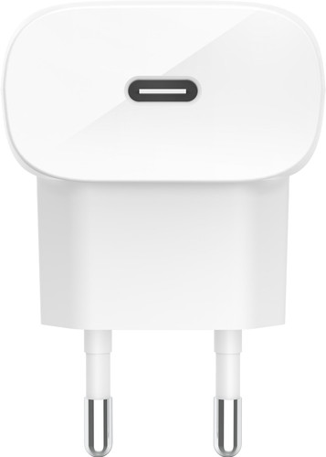 Belkin Power Delivery Charger with USB-C Port 20W Main Image
