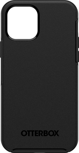 Otterbox Symmetry Plus Apple iPhone 12 / 12 Pro Back Cover met MagSafe Magneet Zwart Main Image