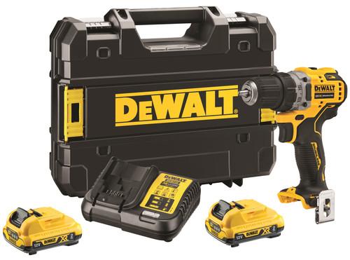 DeWalt DCD701D2-QW Main Image