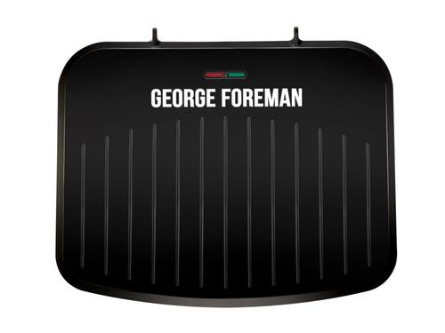 George Foreman Fit Grill Medium Black Main Image