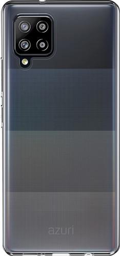 Azuri TPU Samsung Galaxy A42 Back Cover Transparant Main Image
