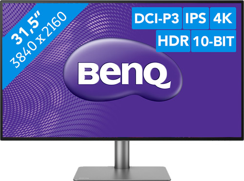 BenQ PD3220U Main Image