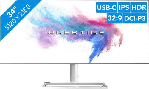 MSI Prestige PS341WU Main Image