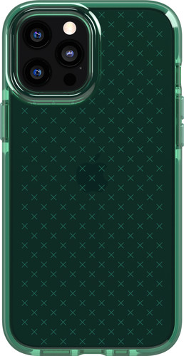 Tech21 Evo Check iPhone 12 Pro Max Back Cover Groen Main Image