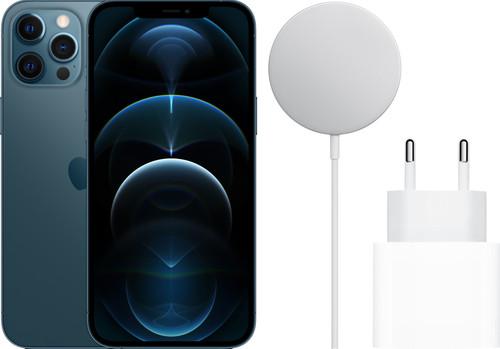 MagSafe Oplaadpakket - Apple iPhone 12 Pro Max 256GB Pacific Blue Main Image